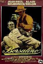 ... Cia carátula dvd de Borsalino carátula carteles de Borsalino carátula  carteles de Borsalino - V2 aab627d5738