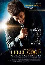 carátula carteles de I Feel Good - La Historia De James Brown