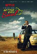 carátula carteles de Better Call Saul