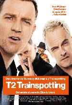 carátula carteles de T2 Trainspotting - V2