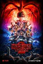 carátula carteles de Stranger Things 2