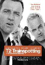 carátula carteles de T2 Trainspotting - V3