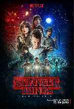 carátula carteles de Stranger Things - V2