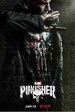 carátula carteles de The Punisher