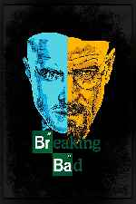 carátula carteles de Breaking Bad - V03