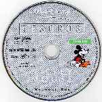 carátula cd de Tesoros Disney - Mickey A Todo Color - Volumen 02 - Disco 02 - Region 1-4