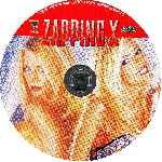 carátula cd de Zapping X - Xxx
