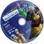 carátula cd de Monsters Inc - Dvd 02 - Region 1-4