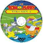carátula cd de Coleccion Tom Y Jerry - Volumen 04 - Custom