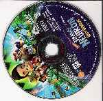 carátula cd de Jimmy Neutron - El Nino Genio - Region 4