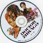 carátula cd de Doctor Zhivago - Disco 01 - Region 4