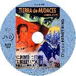 carátula cd de Tierra De Audaces - Custom