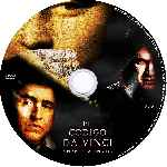 carátula cd de El Codigo Da Vinci - Version Extendida - Dvd 01 - Custom