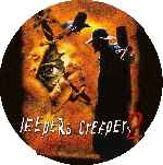 carátula cd de Jeepers Creepers 2 - Custom