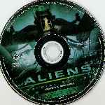 carátula cd de Aliens - El Regreso - Disco 02 - Region 4