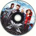 carátula cd de X-men 3 - La Batalla Final - Disco 01 - Region 1-4