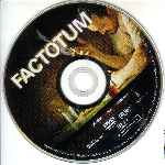 carátula cd de Factotum