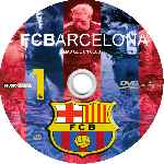 carátula cd de Fc Barcelona - Mas Que Un Club - Disco 01 - Custom