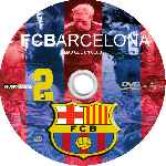 carátula cd de Fc Barcelona - Mas Que Un Club - Disco 02 - Custom