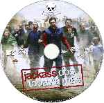 carátula cd de Jackass Dos - Todavia Mas - Custom - V2