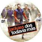 carátula cd de Jackass Dos - Todavia Mas - Custom