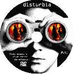 carátula cd de Disturbia - Custom