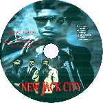 carátula cd de New Jack City - Custom