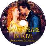 carátula cd de Shakespeare In Love - Shakespeare Enamorado - Custom