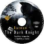 carátula cd de The Dark Knight - Batman Begins 2 - Custom