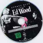 carátula cd de Ed Wood