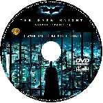 carátula cd de The Dark Knight - Batman Begins 2 - Custom - V2