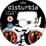 carátula cd de Disturbia