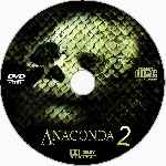 carátula cd de Anaconda 2 - Custom - V2