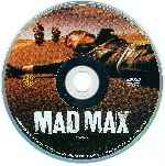 carátula cd de Mad Max