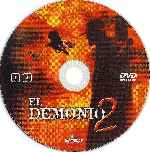 carátula cd de El Demonio 2 - Region 1-4