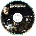 carátula cd de Commando - Edicion Definitiva - Disco 02