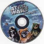 carátula cd de Star Wars - Ewok Adventures - Region 1-4
