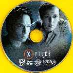 carátula cd de X Files - Creer Es La Clave - Expediente X 2