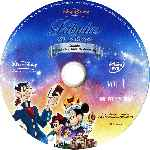 carátula cd de Fabulas De Disney - Volumen 01 - Region 1-4