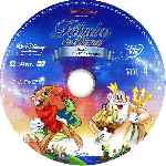 carátula cd de Fabulas De Disney - Volumen 04 - Region 1-4