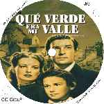 Que Verde Era Mi Valle Custom Carátula Cd How Green Was My Valley 1941