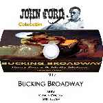 carátula cd de Bucking Broadway - Coleccion John Ford - Custom