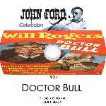 carátula cd de Doctor Bull - Coleccion John Ford - Custom