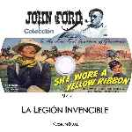 carátula cd de La Legion Invencible - Coleccion John Ford - Custom