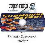 carátula cd de Patrulla Submarina - Coleccion John Ford - Custom