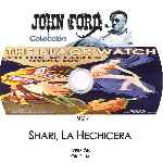 carátula cd de Shari La Hechicera - Coleccion John Ford - Custom