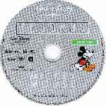 carátula cd de Tesoros Disney - Mickey A Todo Color - Volumen 01 - Disco 01 - Custom