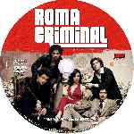 carátula cd de Roma Criminal - Temporada 01 - Disco 01 - Custom