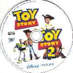 carátula cd de Toy Story - 01-02 - Custom