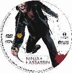 carátula cd de Ninja Assassin - Custom - V14